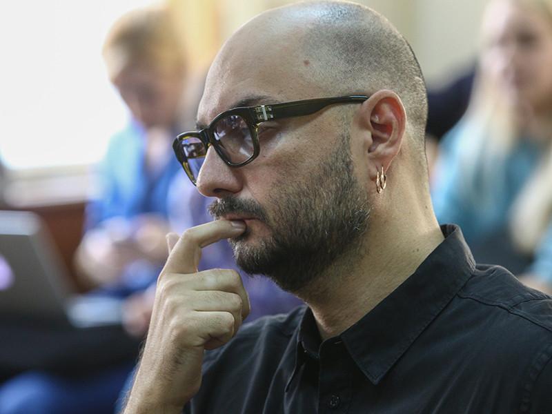 """В Париже домашний арест Серебренникова назвали """"попранием свобод художественного творчества"""""""