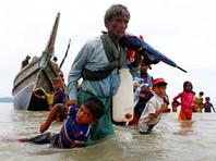 ООН: 370 тысяч мусульман-рохинджа бежали из Мьянмы в Бангладеш