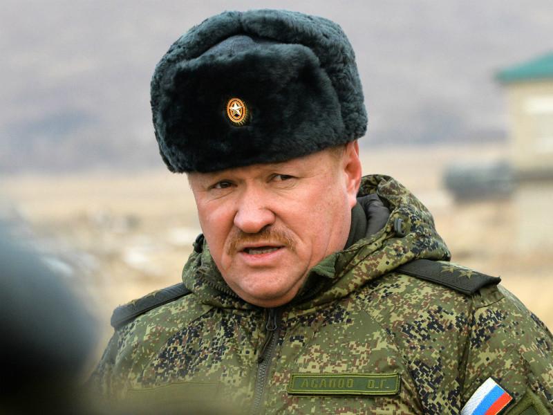 В Сирии погиб российский генерал, воевавший в Донбассе