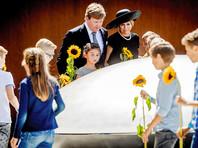 Ранее король Нидерландов Виллем-Александер заявил, что Амстердам несет ответственность за торжество справедливости для родственников жертв крушения MH17 и наказание виновных в катастрофе