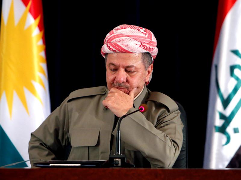 Лидер Иракского Курдистана пообещал Багдаду на два года заморозить процесс отделения
