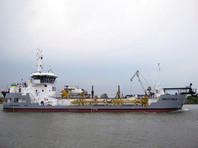 """Правительство Украины решило направить в Азовское море земснаряд """"Меотида"""" и ледокол """"Капитан Белоусов"""" для углубления морского дна"""