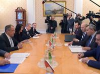 "Израиль выразил протест Лаврову из-за визита делегации ""Хамаса"" в Москву"