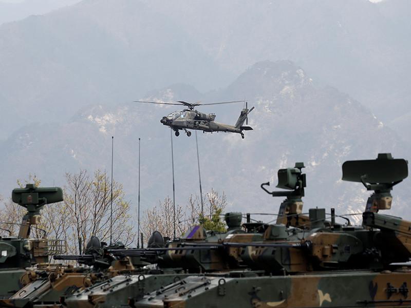 США до конца года разместят стратегические силы на территории Южной Кореи