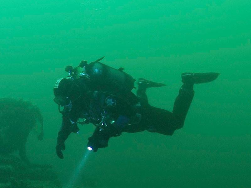 В бельгийских водах Северного моря нашли подлодку времен Первой мировой войны с погибшей командой внутри