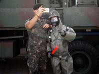 Южнокорейские военные на учениях отработали удар по ядерному полигону КНДР