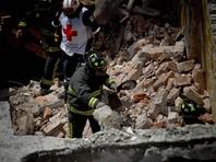 До этого в Национальном центре по предупреждению стихийных бедствий говорили о 15 погибших: десять человек погибли в штате Оахака в районе перешейка Техуантепек, три человека - в штате Чьяпас, а еще двое детей - в Табаско