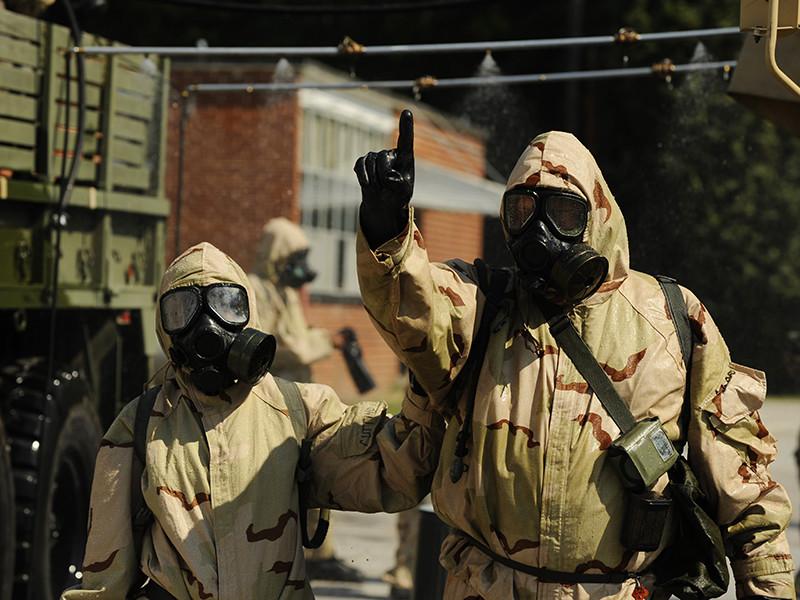 Соединенные Штаты планируют завершить процесс утилизации химического оружия к концу 2023 года