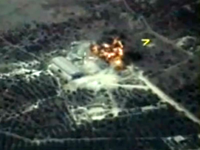 """Минобороны заявило о ликвидации в Сирии пяти полевых командиров """"Джебхат ан-Нусры""""*"""