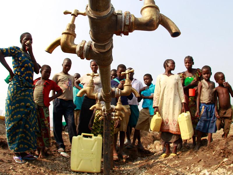 В Уганде народные целители приносят в жертву детей, чтобы остановить засуху