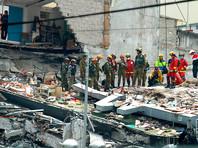 В настоящее время в Мексике продолжаются поисково-спасательные работы