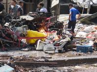 По данным Миссии ООН по содействию Ираку, в Ираке в августе от терактов и других актов насилия погибли 125 мирных жителей. В это число не входит количество погибших полицейских