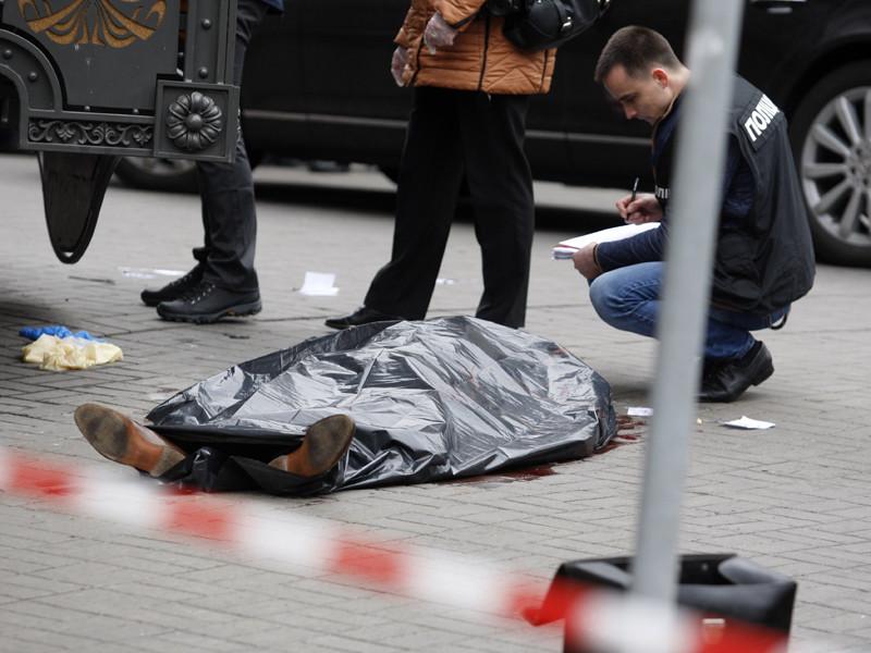 Пресса утверждает, что ГПУ обвинила в организации убийства Вороненкова первого мужа Максаковой