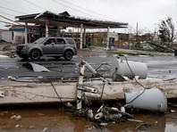 """Ураган """"Мария"""" оставил за собой 10 жертв на Карибах, погрузил Пуэрто-Рико во мрак и перекинулся на Доминикану"""