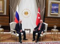 Эрдогану срочно потребовалось обсудить с Путиным вопросы, по которым позиция Россия является ключевой - об участии Турции в контроле за зоной деэскалации в сирийском Идлибе и последствиях референдума о независимости в Иракском Курдистане