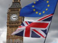 Десятки тысяч человек вышли на марш против Brexit в Лондоне