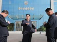 """Президент США Дональд Трамп, которого лидер Северной Кореи Ким Чен Ын назвал """"сумасшедшим стариком"""", почти так же охарактеризовал своего оппонента"""