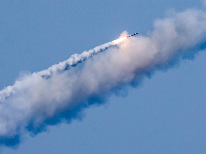 """В сообщении говорится, что удар крылатыми ракетами """"Калибр"""" по важным объектам террористической группировки произведен 14 сентября с находящиеся в восточной части Средиземного моря подлодок проекта 636.3 """"из подводного положения"""""""