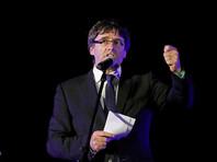 """Глава Каталонии накануне референдума заявил о решимости голосовать и необходимости """"урегулировать"""" конфликт"""