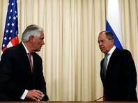 Лавров и Тиллерсон на встрече в Нью-Йорке обсудили Сирию и Украину