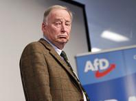 """Правая партия АдГ, по итогам выборов возглавившая оппозицию в парламенте Германии, объявила """"охоту"""" на Ангелу Меркель"""