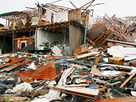 """Число жертв урагана """"Харви"""" в США увеличилось до 60 человек"""