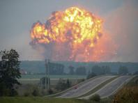 Ущерб от взрывов и пожара на складах боеприпасов Министерства обороны Украины в Калиновке (Винницкая область), по предварительным данным, составил около 800 млн долларов