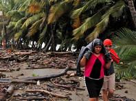 """Число жертв урагана """"Ирма"""", бушующего в Карибском бассейне, продолжает расти. По последним данным, стихия унесла жизни уже 14 человек"""