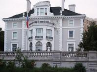 Торгпредство РФ в Вашингтоне оцепила местная полиция, здание перешло под контроль властей США