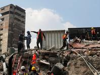 В пострадавших районах, в том числе в столице, введен режим чрезвычайного положения