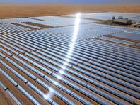 ОАЭ начинают строительство крупнейшей солнечной электростанции в мире