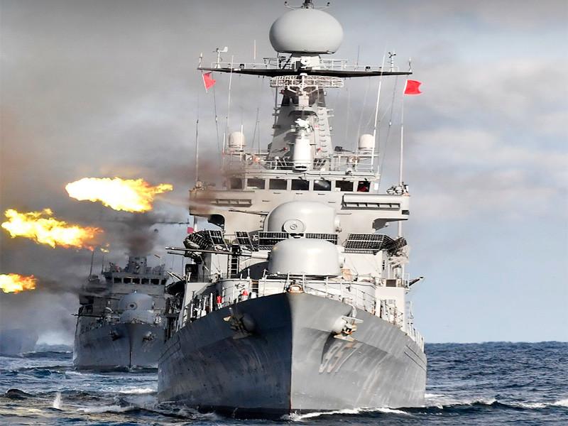 Южная Корея провела морские учения после ядерного испытания КНДР и на фоне подготовки нового ракетного запуска