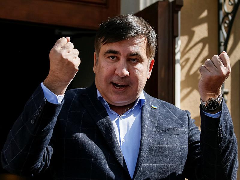 Генпрокурор Украины обещает не трогать Саакашвили. Но не его сторонников