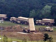 Американская система ПРО THAAD в Южной Корее введена в строй