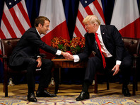 Макрон обеспокоился, что Иран из-за Трампа пойдет по пути Северной Кореи
