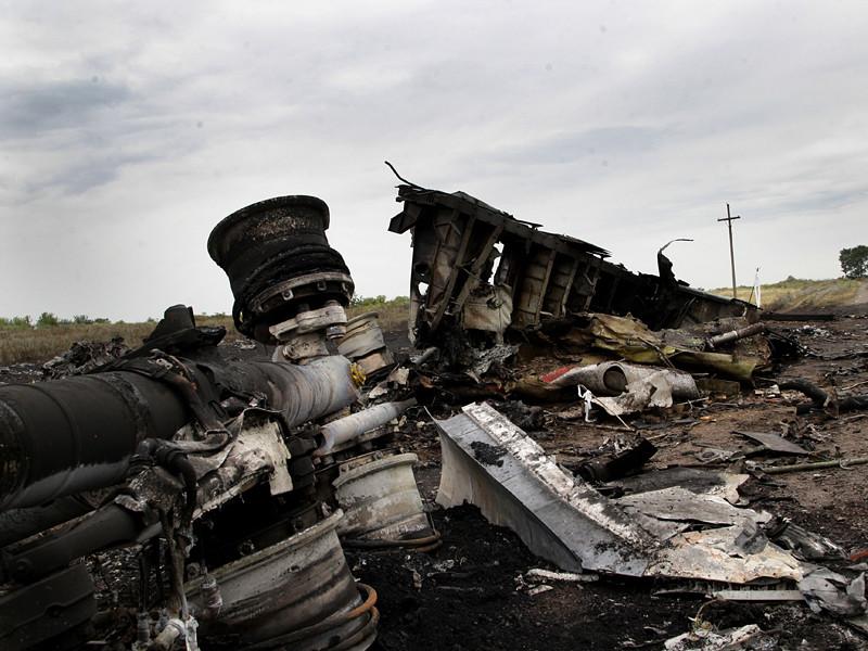 СБУ вызвала на допрос пятерых россиян по делу о крушении MH17 в Донбассе