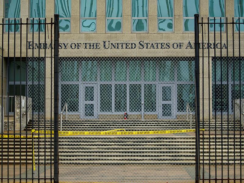 В открытый доступ попала запись предполагаемых акустических атак на Кубе, подлинность которой Госдеп не подтвердил