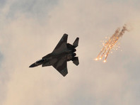Израильтяне показали спутниковые снимки атакованной ими сирийской базы ПВО под Дамаском