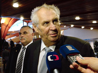Президент Чехии предложил в ПАСЕ решить вопрос с Крымом не санкциями, а выплатами Украине