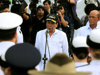 Филиппинский президент рассказал военным, что РФ по секрету подарила им автоматы Калашникова