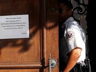 Американские власти самостоятельно вывезли из Генконсульства РФ в Сан-Франциско неприкосновенный архив