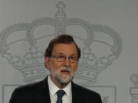 Премьер Испании грозит уволить каталонские власти
