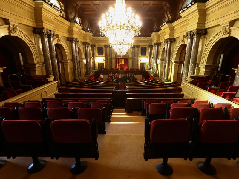 Каталонский парламент назначил дату ключевого заседания, от которого ждут голосования за независимость от Испании