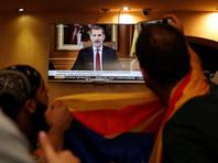 """Король Испании после референдума обвинил власти Каталонии в """"неприемлемой нелояльности"""" и безответственности"""