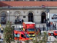 Марсельский террорист был задержан полицией за два дня до нападения и отпущен на свободу - СМИ