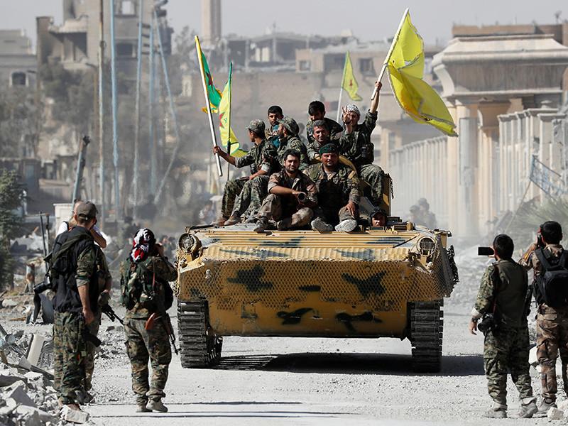 """""""Столица"""" ИГ* город Ракка освобожден от боевиков, но последователи """"халифата"""" могут освоить новые территории, вплоть до Кавказа"""