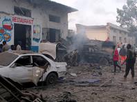 В столице Сомали взрывы и стрельба около президентского дворца: минимум 13 погибших
