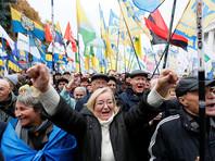 В украинском Министерстве внутренних дел уже заверили, что предпринимают все меры по стабилизации ситуации и обеспечению безопасности в центре столицы