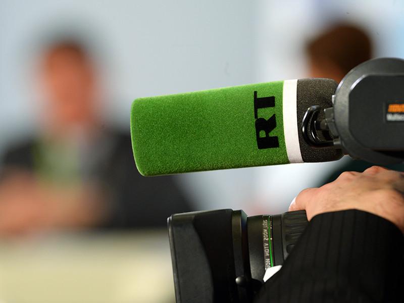"""Посольство РФ в Вашингтоне призвало США дать российским СМИ """"спокойно работать"""""""