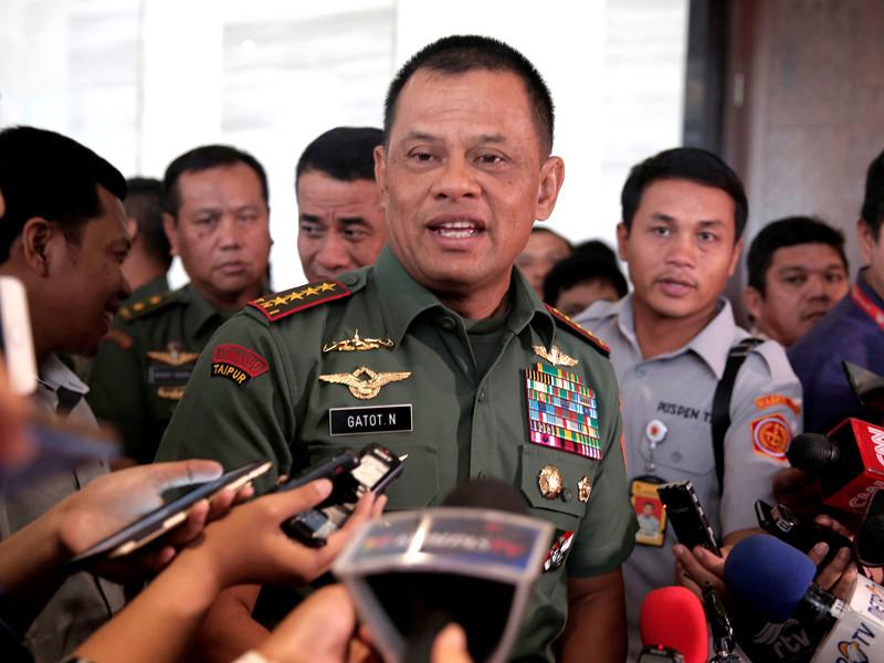 Главкома армии Индонезии не пустили в США, несмотря на приглашение Пентагона